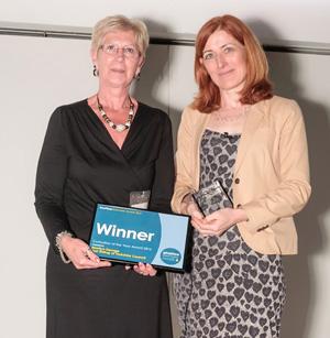 Marilyn George wins Custodian of the Year